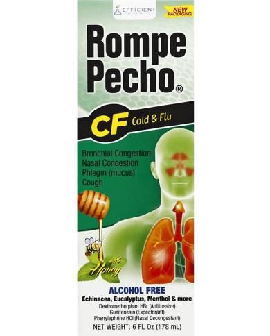 Rompe Pecho CF
