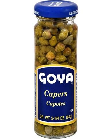 Goya Capers Capotes