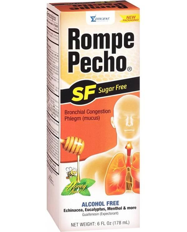 Rompe Pecho SF