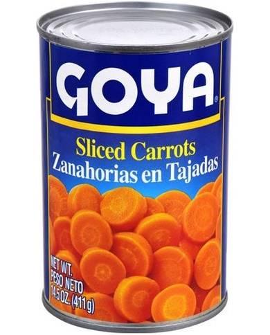 Goya Sliced Carrots