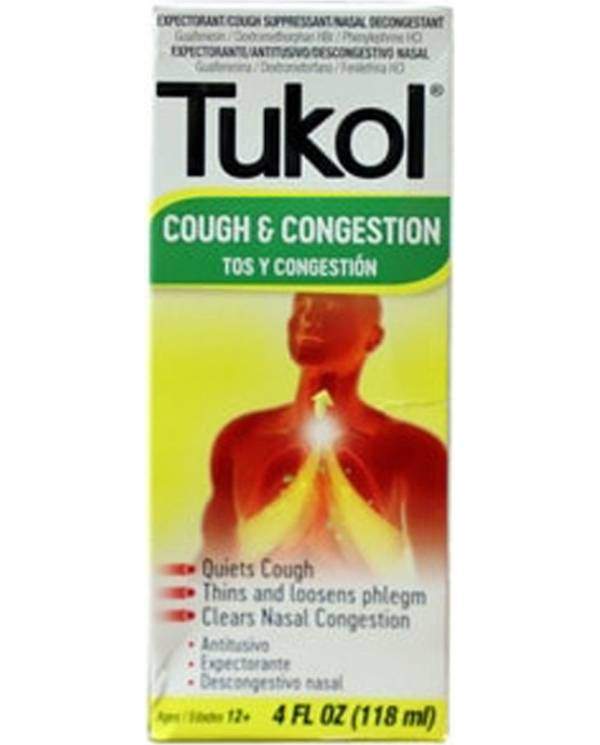 Tukol Cough & Congestion