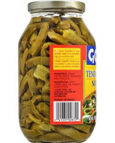 Goya Foods Tender Cactus...