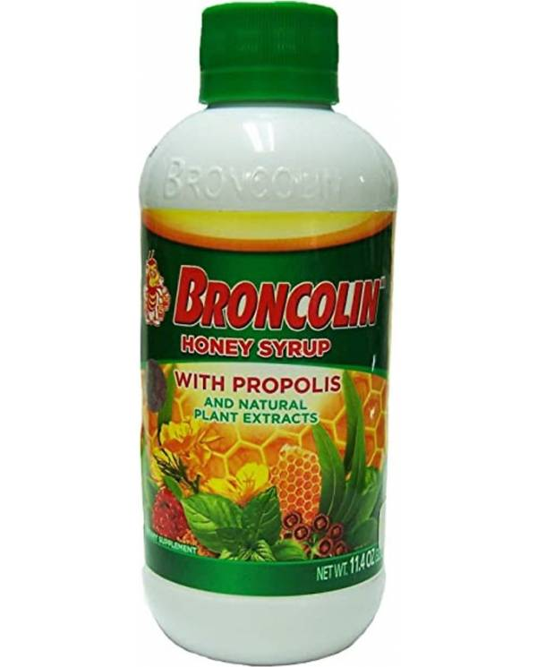Broncolin Syrup With Propolis