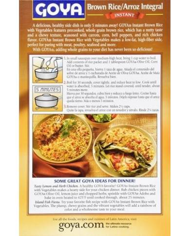 Goya Foods Instant Brown...