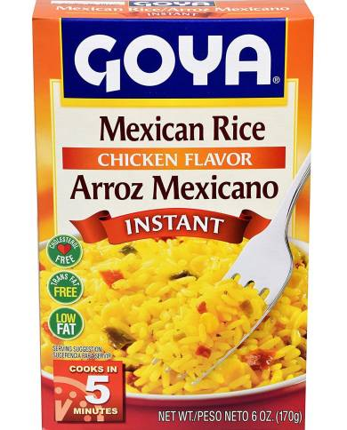 Goya Foods Instant Mexican...