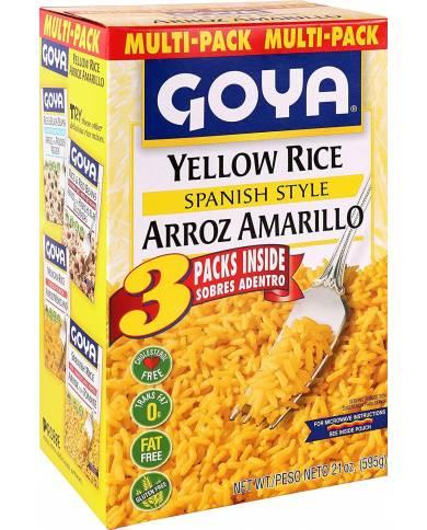 Goya Yellow Rice Mix...