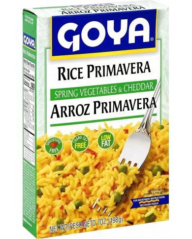 Goya Foods Rice Primavera...