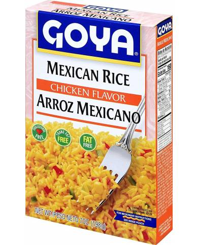 Goya Foods Mexican Rice...