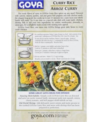 Goya Foods Curry Seasoned...