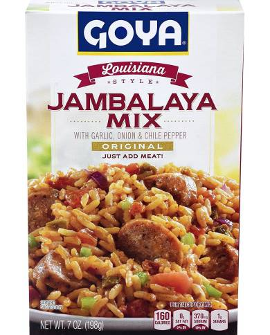 Goya Foods Louisiana Style...