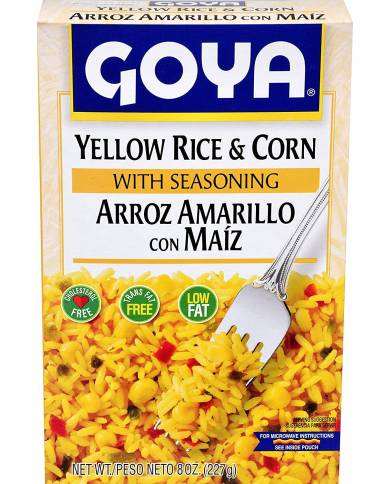 Goya Foods Yellow Rice and...