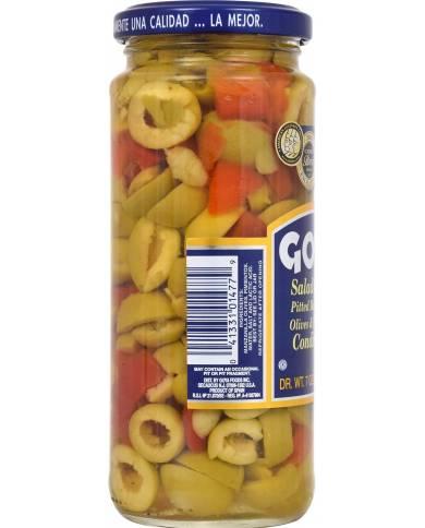 Goya Salad Olives, Pitted...