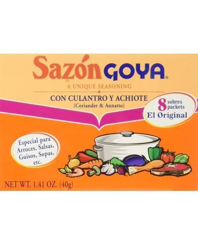 Goya Sazon Culantro/Achiote