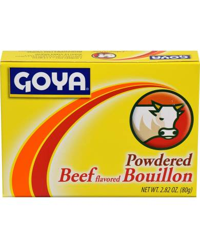 Goya Foods Powdered Beef...