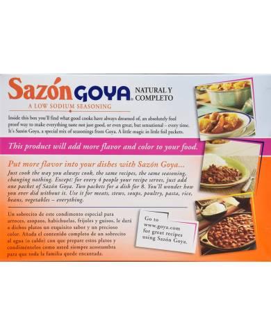 Goya Sazon Seasoning...