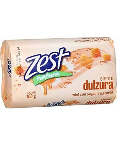 Zest Natura, Honey With...