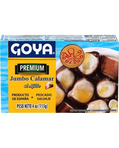 Goya Foods Octopus Style...