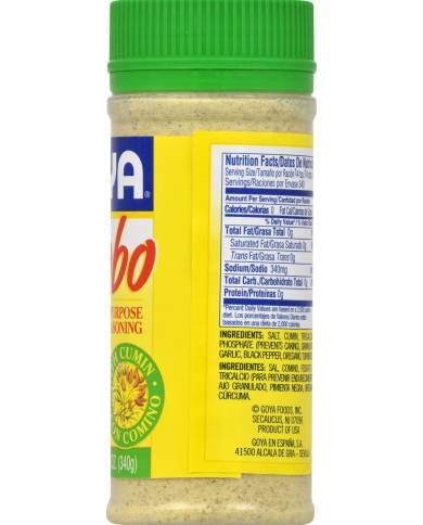 Goya Foods Adobo with Cumin...