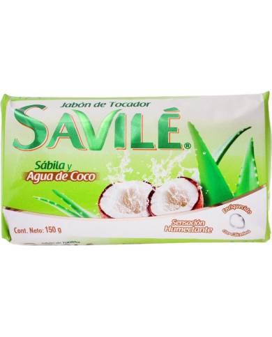 Savile Coconut Soap
