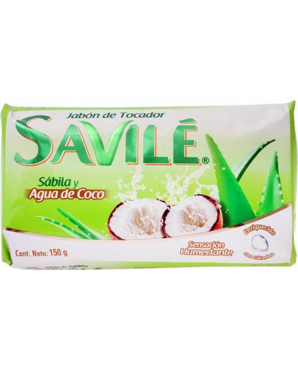 Savile Coconut Soap